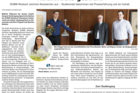 """Zeitungsartikel """"Nachwuchs gesucht"""""""